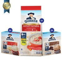 Quaker Everyday Breakfast Package A