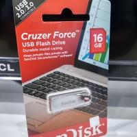 USB flashdisk SanDisk 16GB - Cruzer Force CZ71