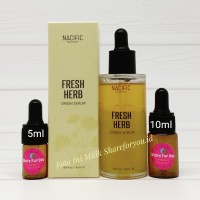 NACIFIC Natural Pacific Fresh Herb Origin Serum SHARE 5ml