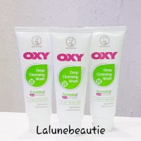 Oxy deep cleansing wash 100g