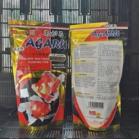Fish Food Makanan Pakan Ikan Hias Mas Koki Agaru Floating Type 100 gr