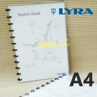 Sketch book A4 30 lembar/Sketchbook Lyra - 9210260