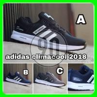 Sepatu Sneakers Pria Adidas Climacool 2018 Kualitas Grade Premium