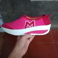 Exclusive Sepatu Slip On Jaring M SP62 FANTA Berkualitas