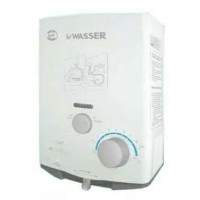 Pemanas Air Water - Water heater Wasser WH - 506 A (Pakai gas LPG)