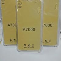 Lenovo A7000 Anti Crack Case Casing Cover Back Silikon Soft