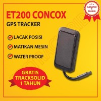 GPS Tracker ET200 + Server Tracksolid 1 Tahun