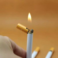 Korek api bentuk rokok,korek api unik