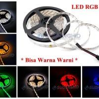 Flexible LED Strip 5050 SMD RGB 12V 5 Meter Waterproof IP44 Outdoor