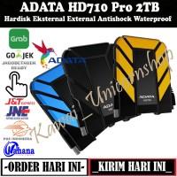 Adata HD710 Pro 2TB - Hardisk Eksternal External Antishock Waterproof