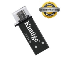 FlashDisk OTG USB 3.0 64GB Kimtigo KTH-305 Black