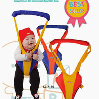 Learn to walk - Alat bantu belajar jalan bayi - Moon walk