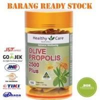 Healthy Care Olive Propolis 2500 Plus 180 kapsul