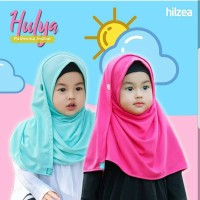 kerudung anak Hilzea pastan Hulya series ukuran XS-S