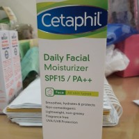 Cetaphil Daily Facial Moisturizer SPF15 118mL