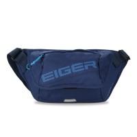 Eiger Alpine W Waist Cross Sling Bag 7L Tas Pinggang - Blue