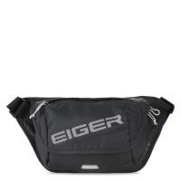 Eiger Alpine W Waist Cross Sling Bag 7L Tas Pinggang - Black