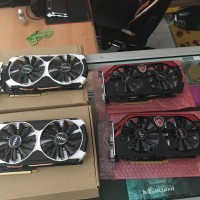 VGA MSI GTX 960 Tiger 2GD5 OC 2GB Mulus Nvidia Geforce GTX960