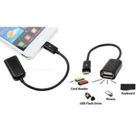 KABEL OTG /CABLE ON THE GO / CABLE MICRO USB ON THE GO