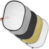 Godox RFT-05 Reflector 5-In-1 Portable Square Board 150x200cm