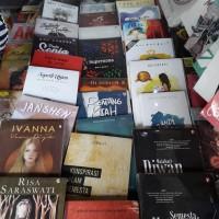 Novel Tere liye - Boy Candra - Risa Saraswati - Fiersa Besari Dll