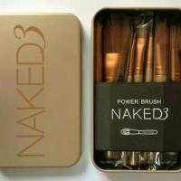 1set Kuat make up naked 3
