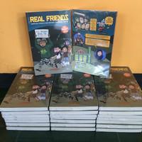 Komik Islami - REAL FRIENDS Tony Trax Best Seller Royalti Untuk Masjid