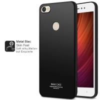IMAK ShockProof TPU Soft Case - XiaoMi RedMi Note 5A Prime (Black)