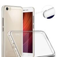 IMAK ShockProof TPU Soft Case - XiaoMi RedMi Note 5A (Clear)