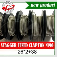 NI90 Stagger Fused Clapton 26*2*38G