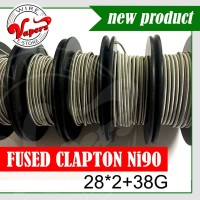 NI90 Fused Clapton 28*2+38g Nichrome 90