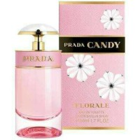 Parfum Original Prada Candy Florale 50 Ml UnBox Reject EDT Wanita