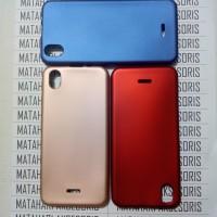 Case Softcase Advan Vandroid S5E Full View - Merah-Hitam-Biru-Rosegold