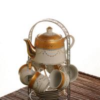 VICENZA Tea Set C96 - Motif Padi