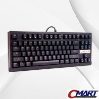 Rexus MX8 TKL RGB Macro Mechanical Legionare Keyboard Gaming - RX-MX8