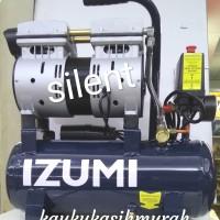 "OIL-LESS COMPRESSOR ""IZUMI""OL07-09 (SILENT) JAPAN TECHNOLOGY"