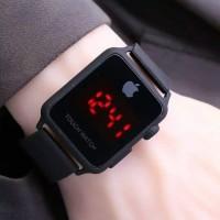 Best Seller Jam tangan iPhone karet layar sentuh Jam tangan wanita