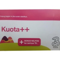 Voucher Three 2 Gb