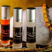 Parfum Sholat Pria Wanita Unisex 100% Original Non Alkohol Berkualitas
