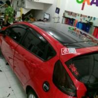 Sticker/stiker carbon 5d/sticker motor/sticker mobil