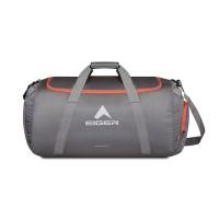 Eiger Concisor Folded Duffle Bag M 45L Tas Travel - Grey