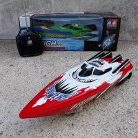 Mainan Remote Control Perahu Speed Boat - RC Perahu Speed Boat