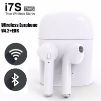 Headset Earphone Bluetooth 4.2 sport wireless Airpods HBQ i7S