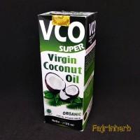 Minyak Virgin Coconut Oil Organik VCO Super - 125ml