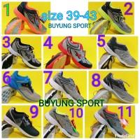 Sepatu sport Pria merk PRO ATT/sepatu running pria/
