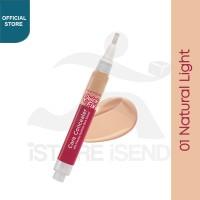 SILKYGIRL Quick Fix Care Concealer 01 Natural Light