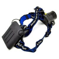 Hot!! Headlamp Led Cree Lampu Senter Ikat Body Kepala Malam Berburu