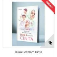 KEREN!! Original Buku Duka Sedalam Cinta Karya Helvy Tiana Rosa