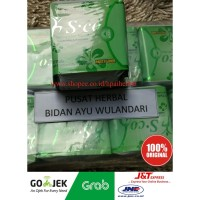 Pembalut Herbal SCO Pantyliner