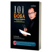 KEREN!! Original Buku 101 Dosa Penulis Pemula karya Isa Alamsyah